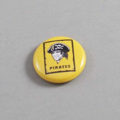 MLB Pittsburgh Pirates Button 03