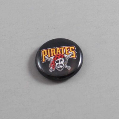 MLB Pittsburgh Pirates Button 06