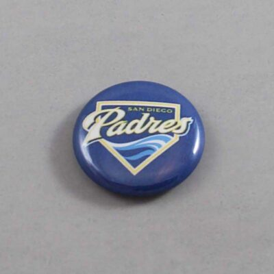 MLB San Diego Padres Button 01