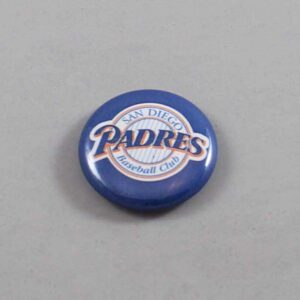 MLB San Diego Padres Button 02