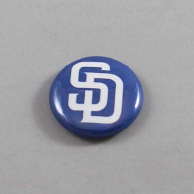 MLB San Diego Padres Button 03