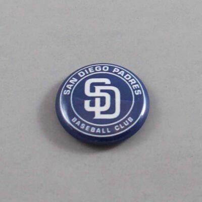 MLB San Diego Padres Button 04