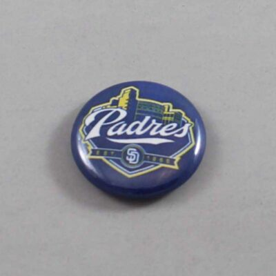 MLB San Diego Padres Button 05