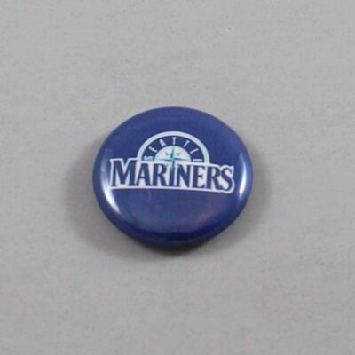 MLB Seattle Mariners Button 01