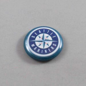 MLB Seattle Mariners Button 04
