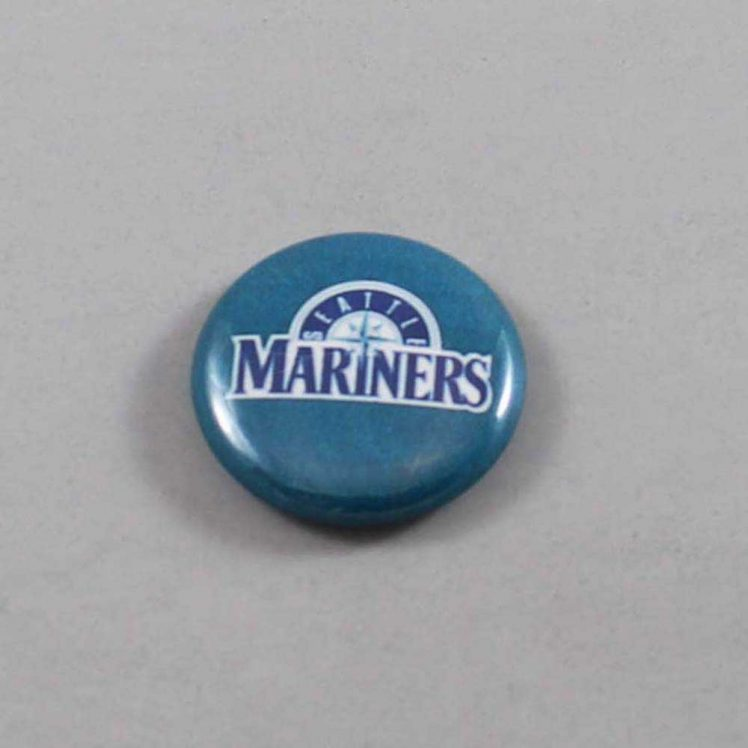 MLB Seattle Mariners Button 05