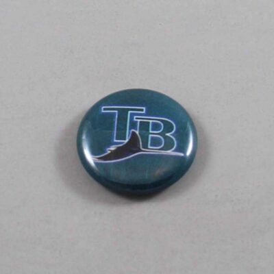MLB Tampa Bay Devil Rays Button 01