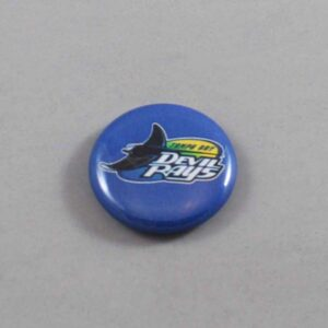 MLB Tampa Bay Devil Rays Button 03