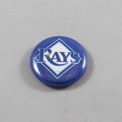 MLB Tampa Bay Devil Rays Button 06