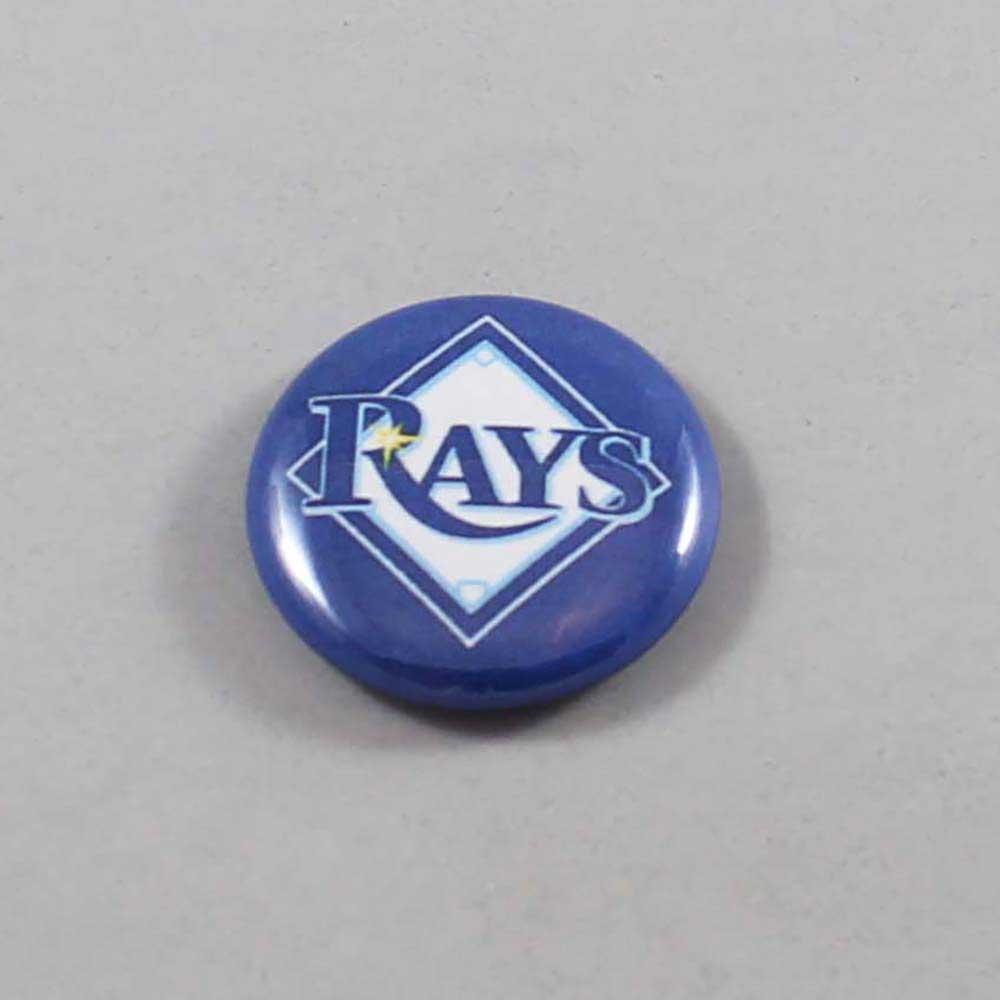 MLB Tampa Bay Devil Rays Button 06
