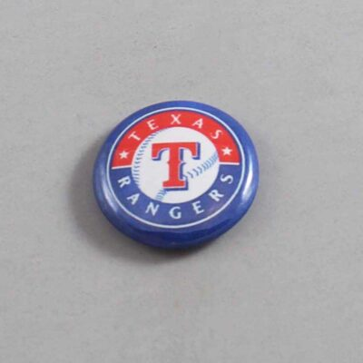 MLB Texas Rangers Button 01