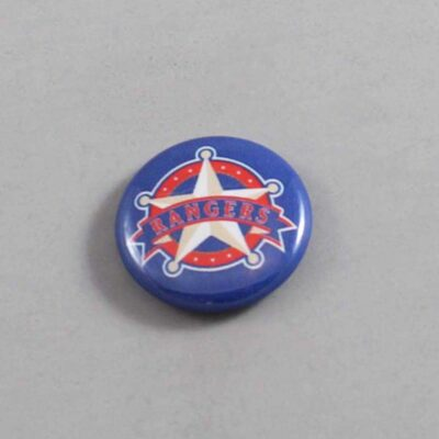 MLB Texas Rangers Button 02