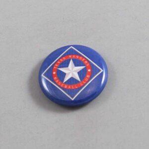 MLB Texas Rangers Button 03