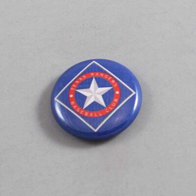 MLB Texas Rangers Button 03