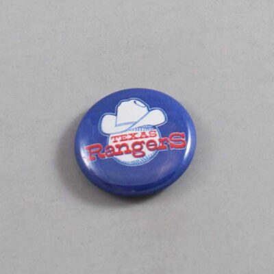 MLB Texas Rangers Button 04