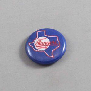 MLB Texas Rangers Button 05