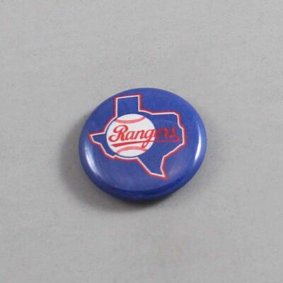 MLB Texas Rangers Button 05