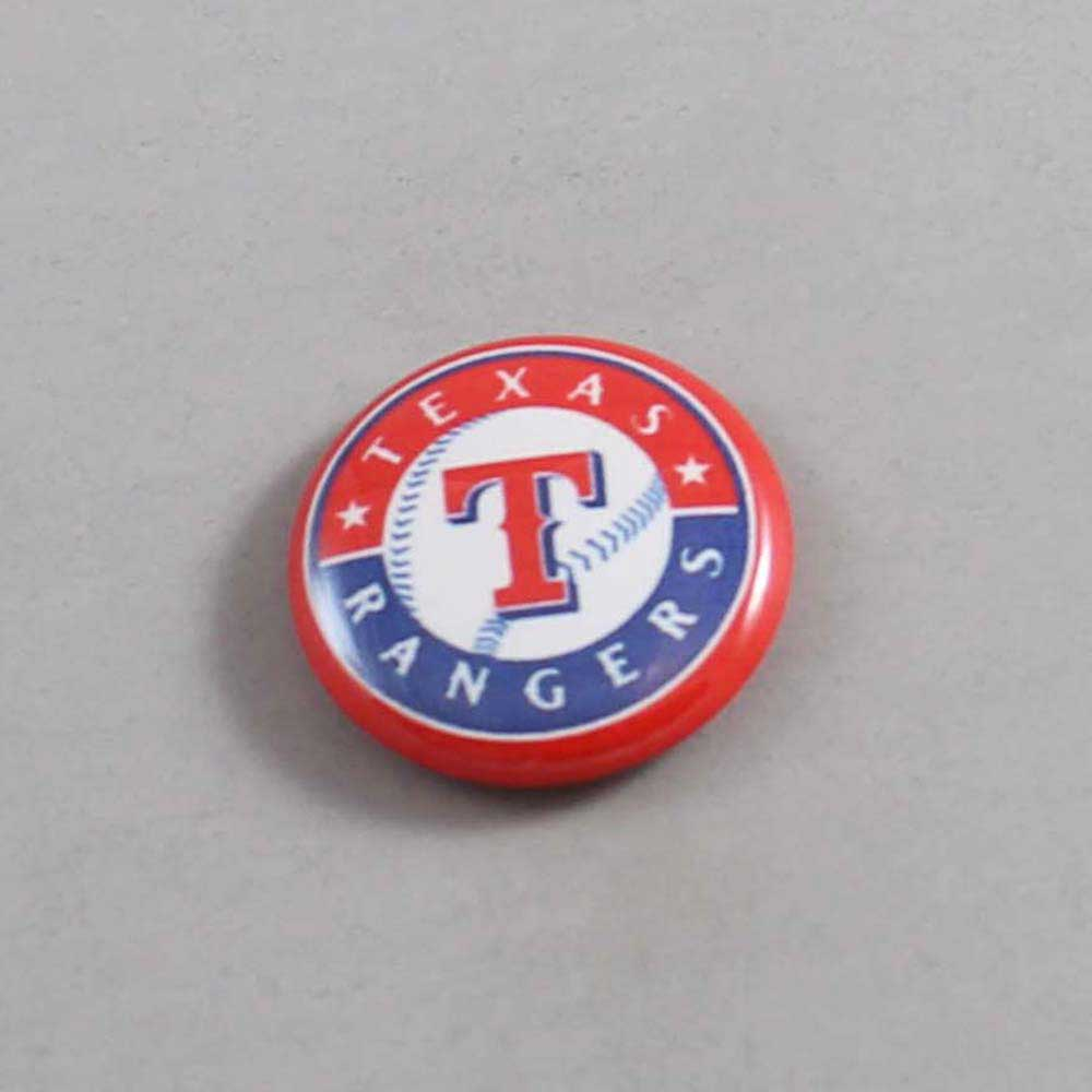 MLB Texas Rangers Button 06