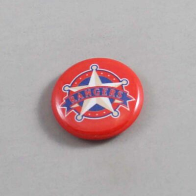 MLB Texas Rangers Button 07