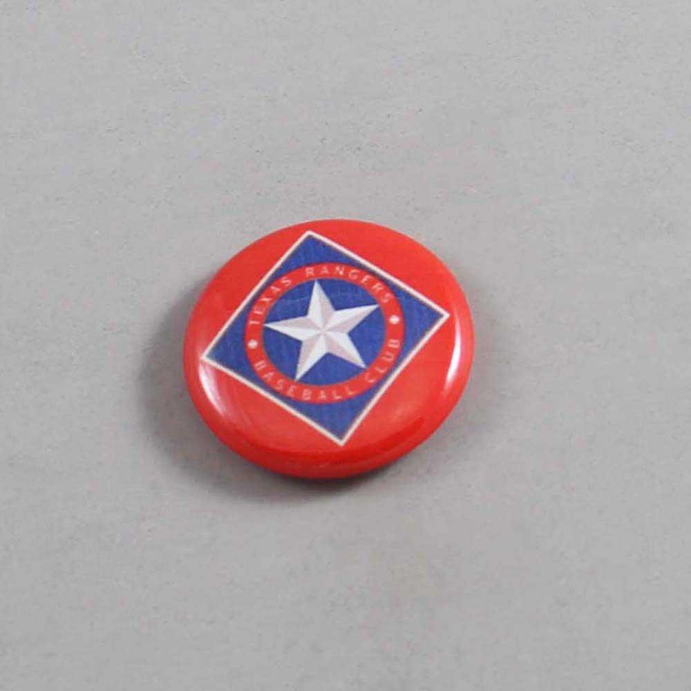 MLB Texas Rangers Button 08
