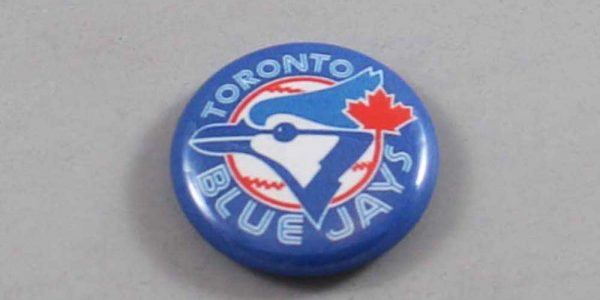 MLB Toronto Blue Jays Button 05