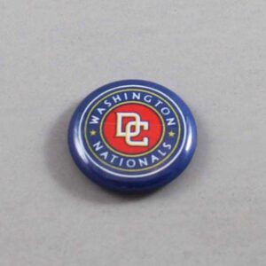 MLB Washington Nationals Button 01