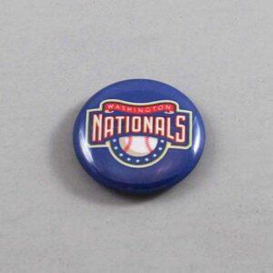 MLB Washington Nationals Button 02
