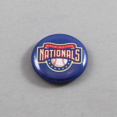 MLB Washington Nationals Button 02