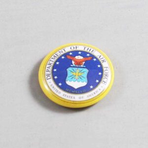 Military US Air Force Button 01