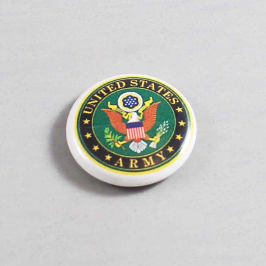 Military US Army Button 01