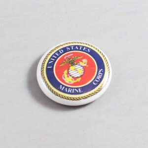 Military US Marine Corps Button 05