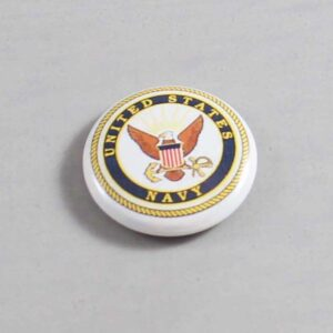 Military US Navy Button 01
