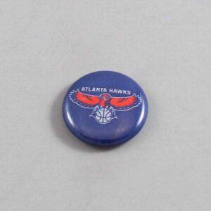 NBA Atlanta Hawks Button 01