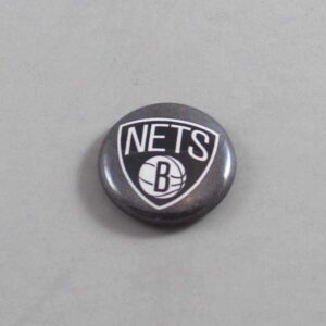 NBA Brooklyn Nets Button 03