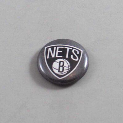 NBA Brooklyn Nets Button 03