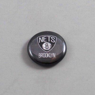 NBA Brooklyn Nets Button 04