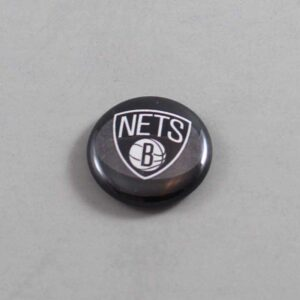 NBA Brooklyn Nets Button 05