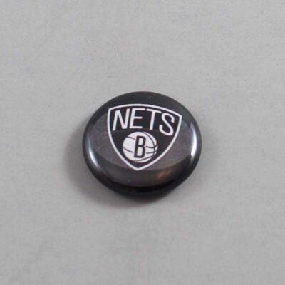 NBA Brooklyn Nets Button 05
