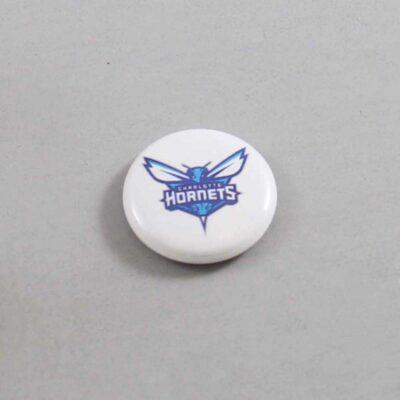NBA Charlotte Hornets Button 03