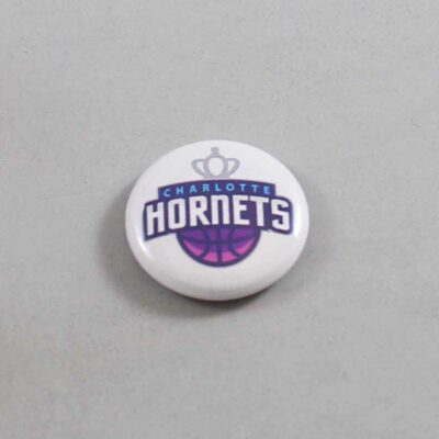 NBA Charlotte Hornets Button 07