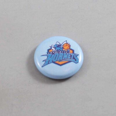 NBA Charlotte Hornets Button 08