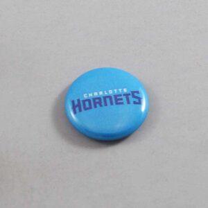 NBA Charlotte Hornets Button 10