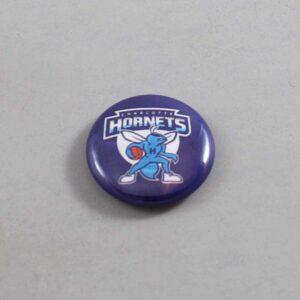 NBA Charlotte Hornets Button 11
