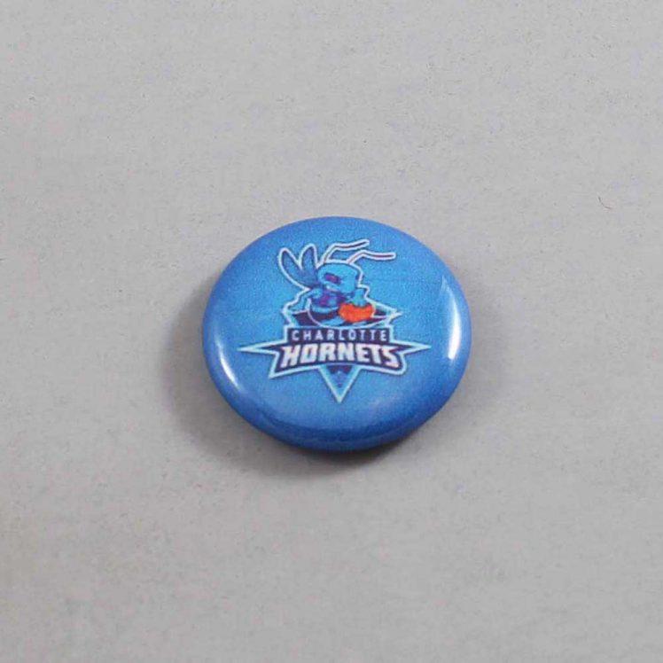 NBA Charlotte Hornets Button 13