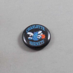 NBA Charlotte Hornets Button 16