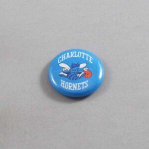 NBA Charlotte Hornets Button 17