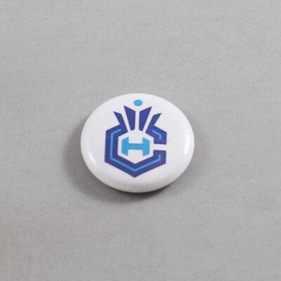 NBA Charlotte Hornets Button 18