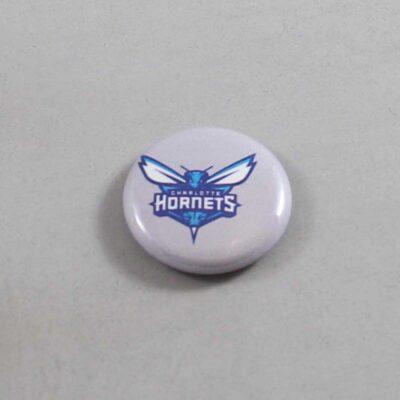 NBA Charlotte Hornets Button 23