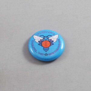 NBA Charlotte Hornets Button 27