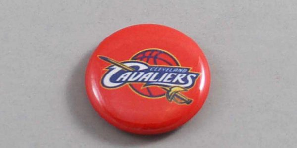 NBA Cleveland Cavaliers Button 05